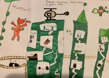 Six-year-old Shrewsbury boy wins our Design Your Dream Home competition